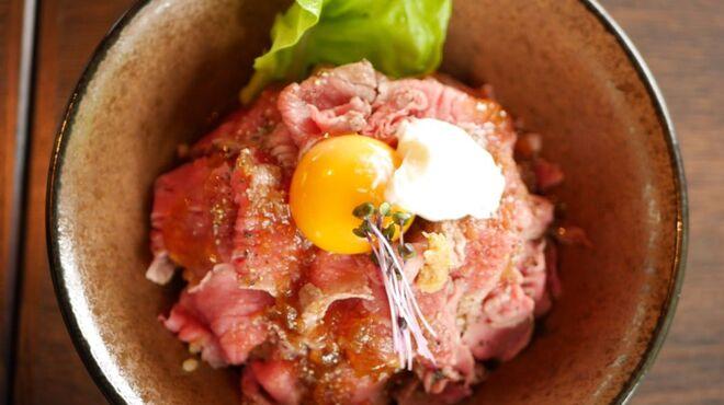 野菜と炭火肉&魚介 GOOD FARMS KITCHEN - メイン写真:
