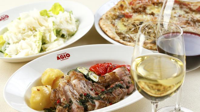 マーケットレストラン AGIO - メイン写真: