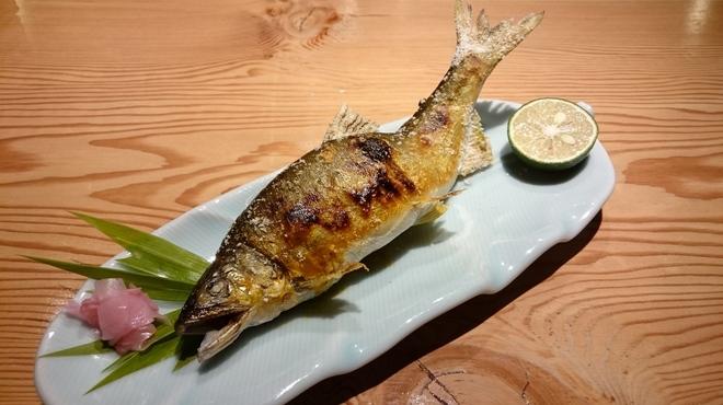 鯉とりまあしゃん - 料理写真: