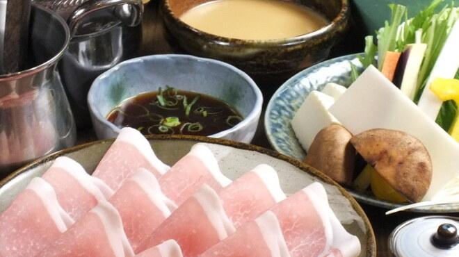 LUNCH&しゃぶしゃぶ SUMIKA - 料理写真: