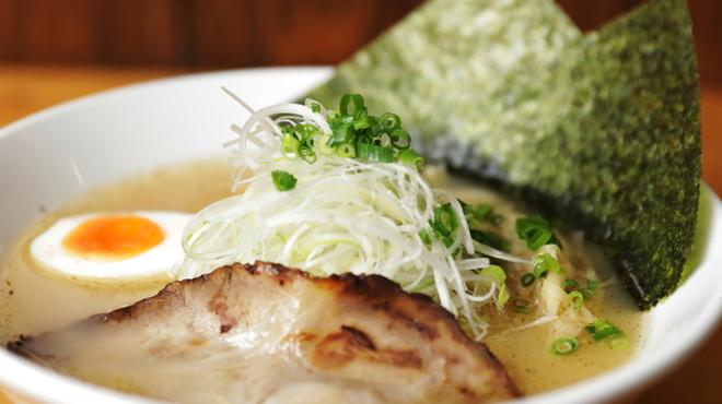 麺や七福 - 料理写真:『汐節』上品に洗練された節が香る