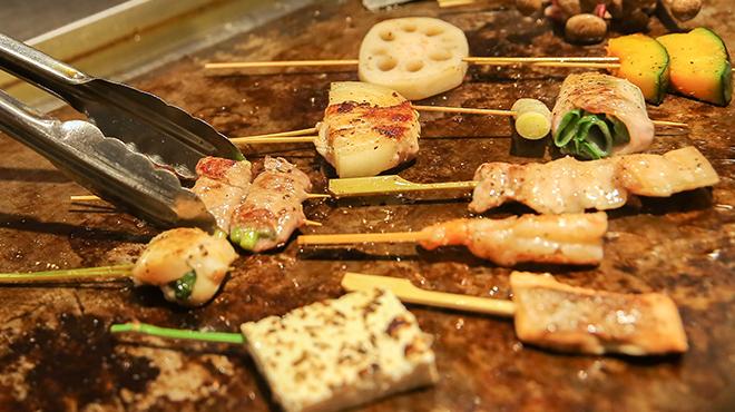 鉄板串焼き 咲蔵 - メイン写真: