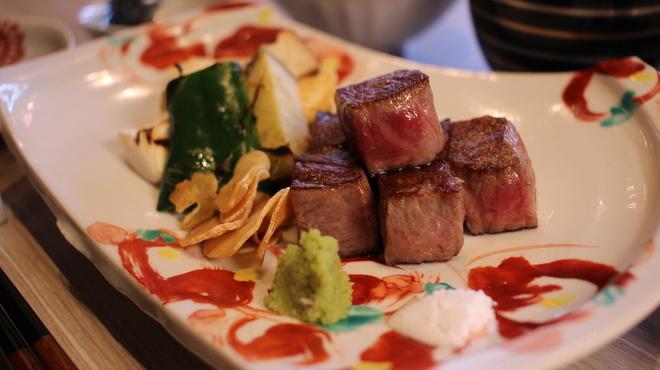 香音 - 料理写真:ステーキ