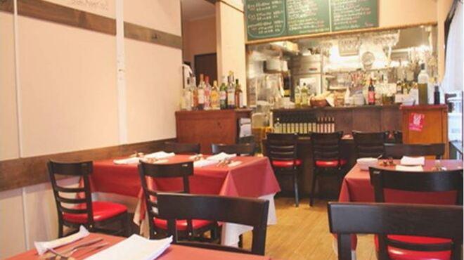 レストラン ボンジョリーナ - メイン写真:
