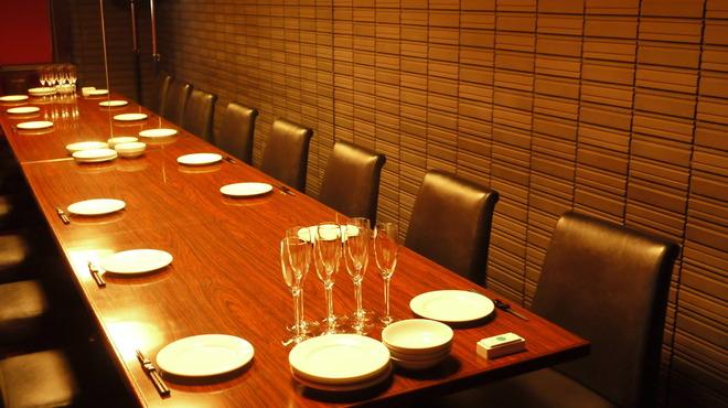 ハカタ オノ - 内観写真:6~8名用の個室