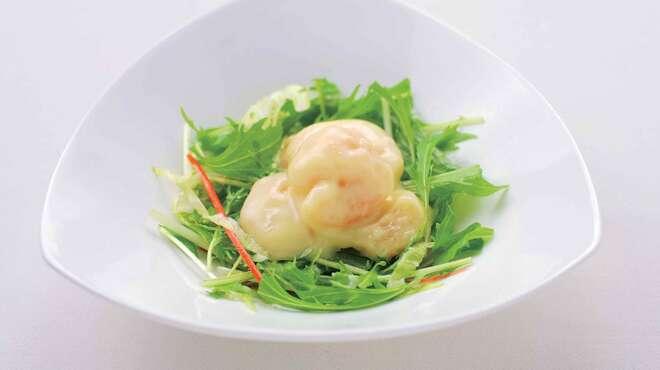 横浜大飯店 - 料理写真:海老のマヨネーズ