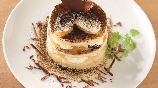 カフェ&パンケーキ gram - メイン写真:
