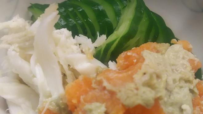 桃の花 - 料理写真: