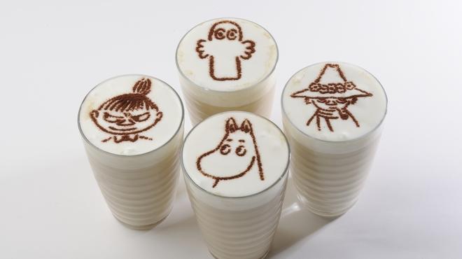 ムーミン ベーカリー&カフェ - ドリンク写真: