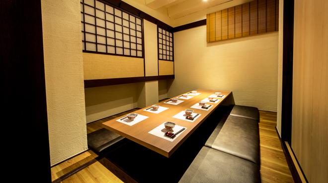 新宿個室割烹 志摩 - メイン写真: