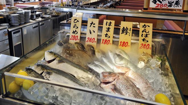 回転すし北海道 - メイン写真: