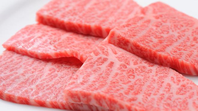仙台牛一頭買い焼肉 明月苑 - 料理写真:【イチボ】らんぷ横にある稀少部位!サーロインに負けないコク。