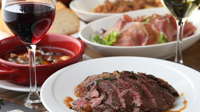 Meat&Wine BEYOND - メイン写真: