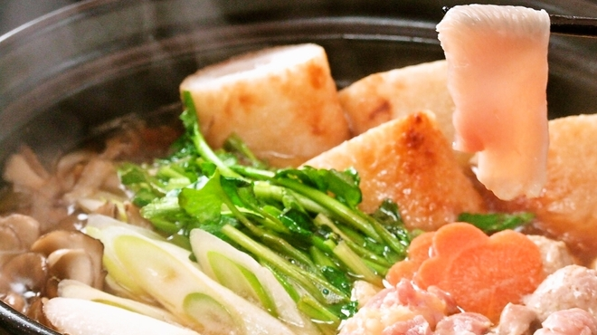 秋田比内地鶏生産責任者の店 本家あべや - メイン写真: