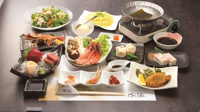 蟹しゃぶと鍋 CRACLU - メイン写真: