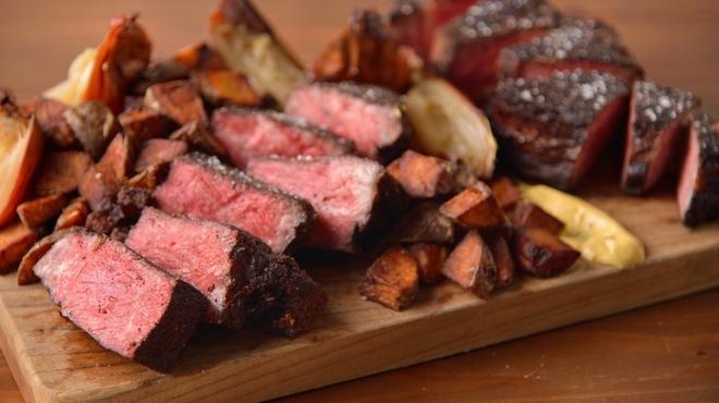 Xató burrata & steak - メイン写真: