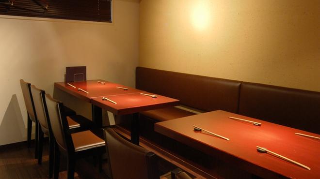 ino - 内観写真:ino ◆テーブル席◆
