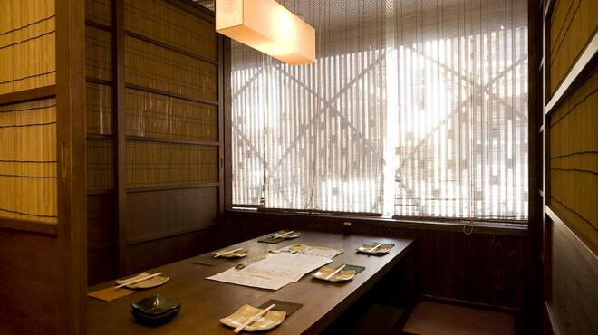 居酒屋 酒神 三代目 - 内観写真:6名様までの個室です♪