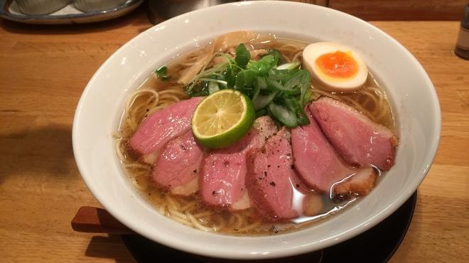 麺匠 たか松 - 料理写真: