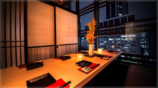 地鶏と完全個室 伊蔵 - メイン写真:
