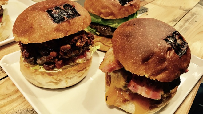 JAGBAR potato & hamburger - メイン写真: