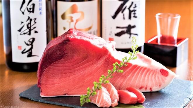 鮨と日本酒 蔵よし - メイン写真: