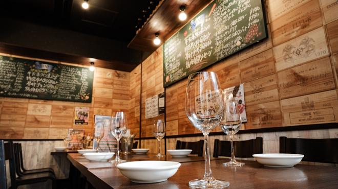 肉バル×ワイン酒場 東京食堂 - メイン写真: