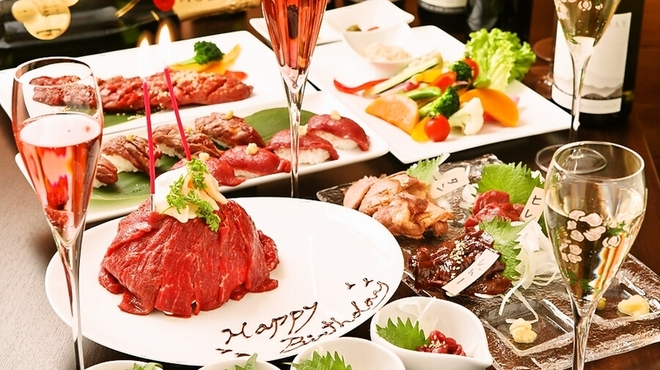 馬肉×ワイン 気まぐれバル 恵比寿 Whim - メイン写真: