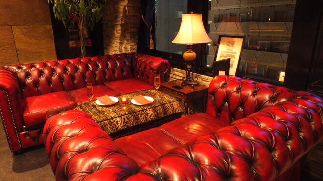 Lounge Hang Over - メイン写真: