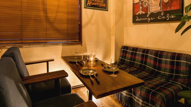cafe croix - メイン写真:
