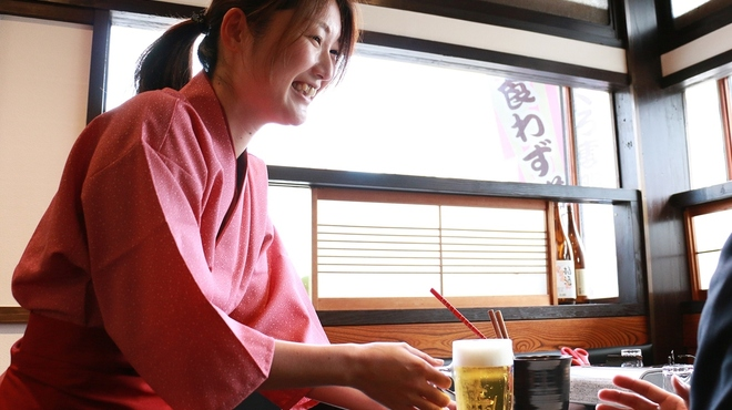 大漁居酒屋 まぐろがんち - メイン写真:
