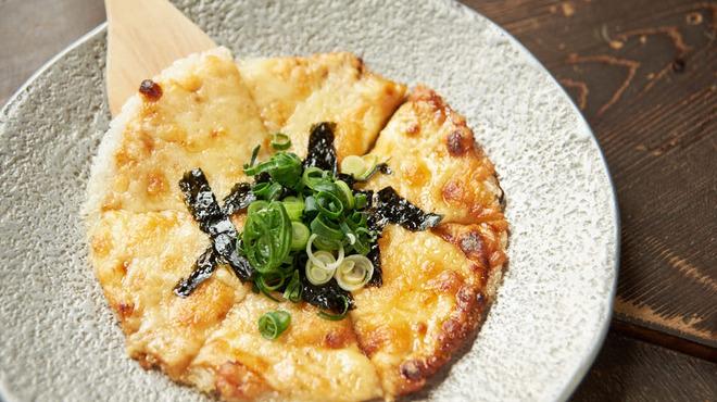 ごはん・ばー 心ろ家 - 料理写真:おこげピザ
