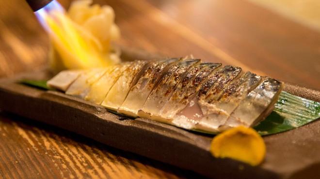 サ・カ・バ 真魚板 - メイン写真: