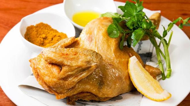 丸鶏FUJI - メイン写真:
