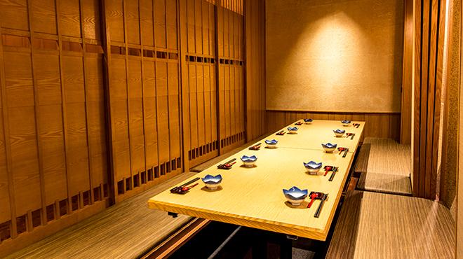 鮮魚個室居酒屋 利休 - メイン写真: