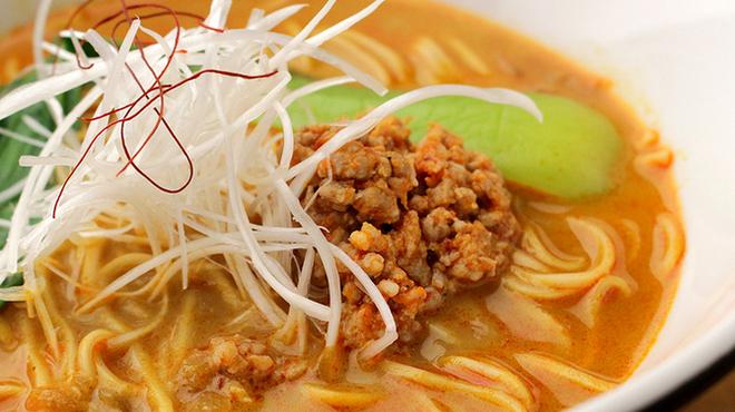 四条富小路 麺屋虎杖 - 料理写真: