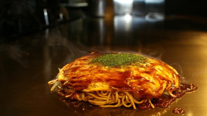広島お好み焼き・鉄板焼き 倉はし - メイン写真: