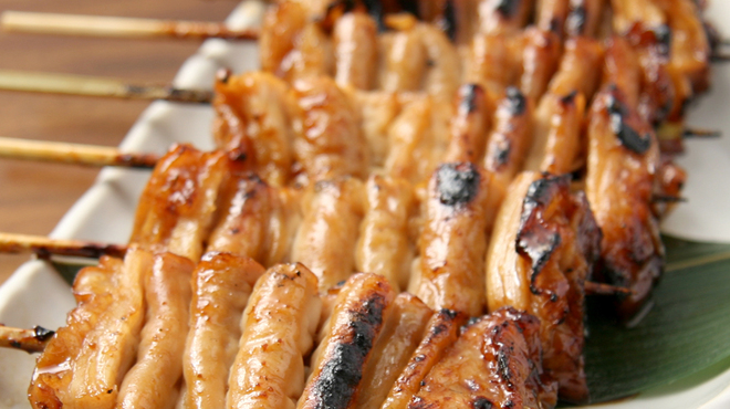 もつ焼のんき - 料理写真: