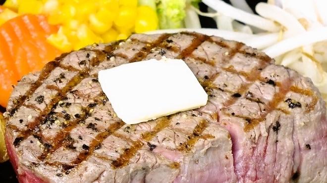 ステーキ&ハンバーグ 匠 - 料理写真: