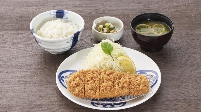 とんかつ まい泉 - 料理写真:沖田黒豚 ロースかつ膳