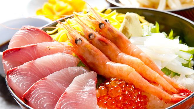 くつろぎや - 料理写真:海鮮丼