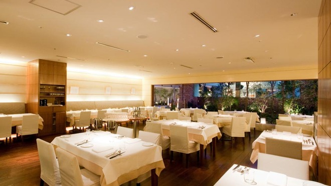 フレンチレストラン にき亭 - 内観写真:
