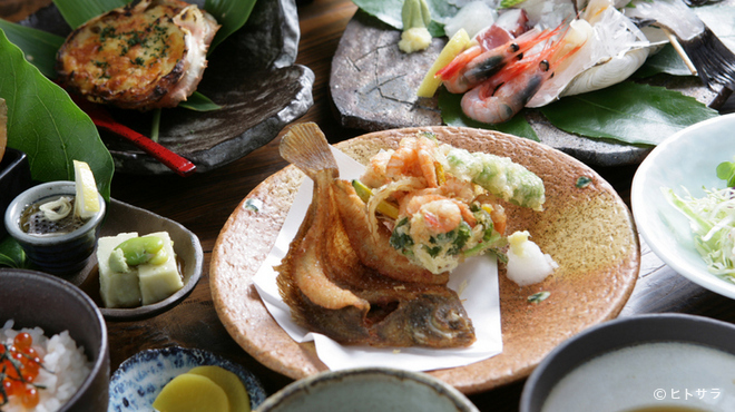 湾 - 料理写真:宴 「湾コース(10品)」