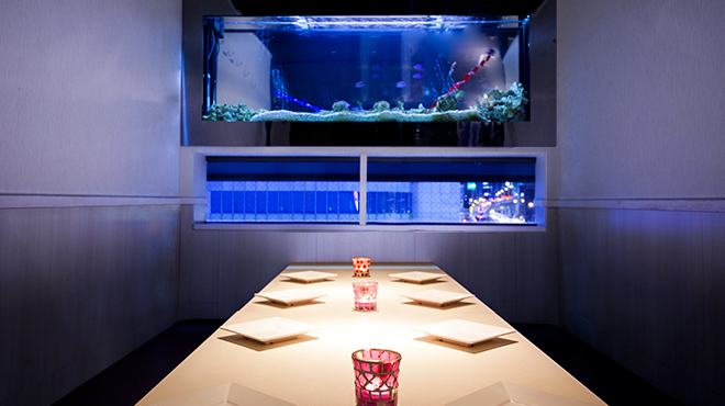 夜景個室dining 天の戸 - メイン写真: