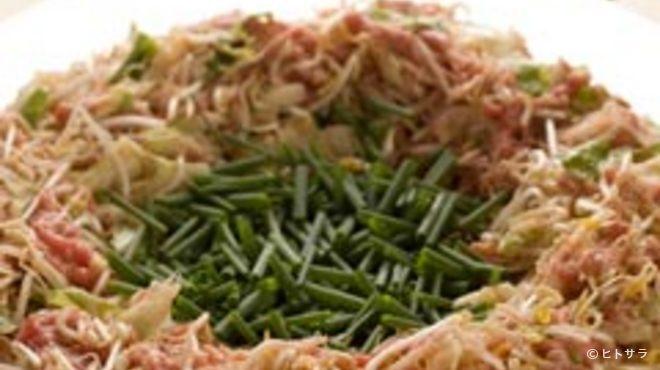 牛ちゃん - 料理写真:炊肉