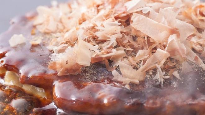 ええとこどり - 料理写真:こだわり素材のお好み焼!