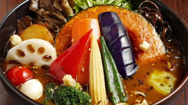 スープカレーGARAKU - メイン写真: