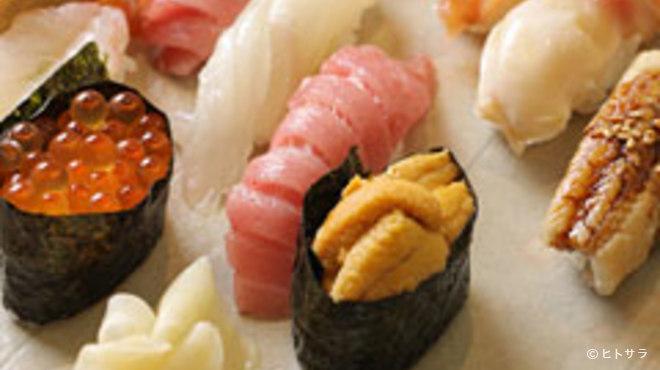 笹鮨 - 料理写真:親方おまかせ