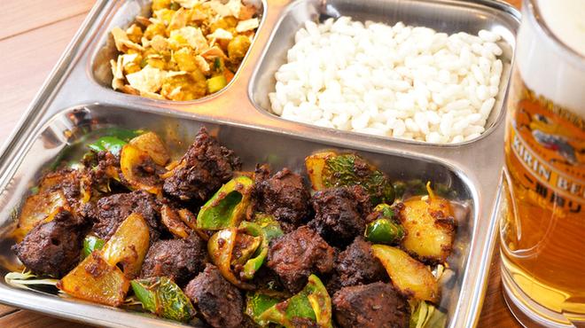 インド食堂 チチル&シシリ - メイン写真: