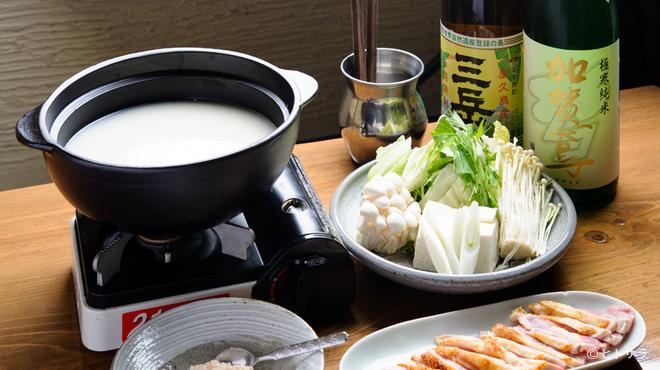焼鳥・元気 - 料理写真:美味しい焼き鳥やお鍋もご用意